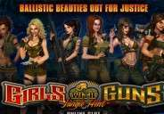 Girls With Guns Jungle Heat – новинка от Microgaming